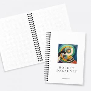 Robert Delaunay İsimli Kişiye Özel Defter